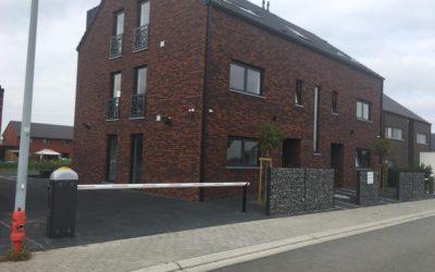 Nouvelle toiture à Visé (Liège)